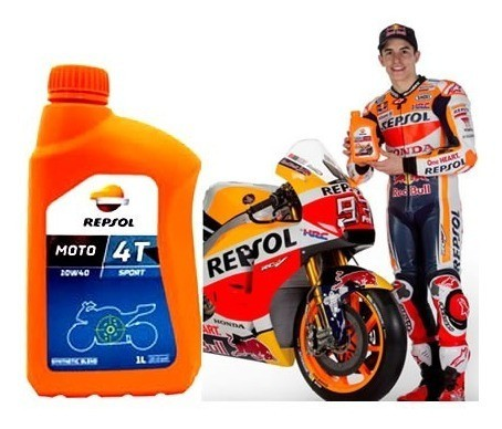 Oleo 4t 10w40 Semissintetico Moto Sport - Bmw