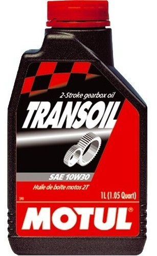 Oleo De Cambio Transmissões De Moto 2t 10w30 Transoil 1lt