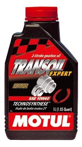 Oleo De Cambio Transmissões De Moto 2t 10w40 Transoil Exp 1l