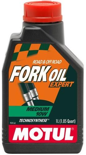 Oleo Para Suspensao De Moto Fluido Motul Fork Exp Oil 10w 1l