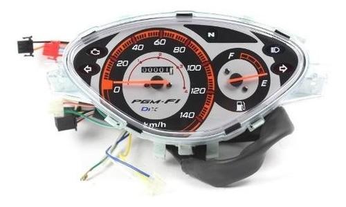 Painel Completo Biz 125 09/10 Es C/ Odometro
