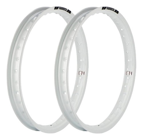 Par Aro Aluminio Cg 160 Titan/fan + Guidao +manetes Branco