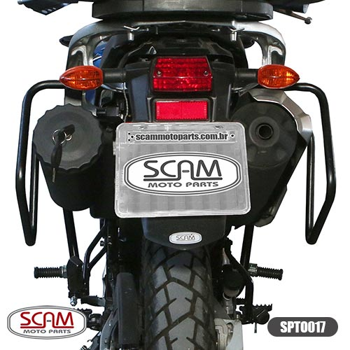 Scam Spto017 Afastador Alforge Yamaha Tenere250 2011-2015
