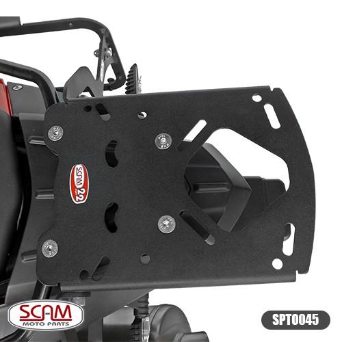 Scam Spto045 Suporte Baú Superior Bmw F800gs Adventure 2014+