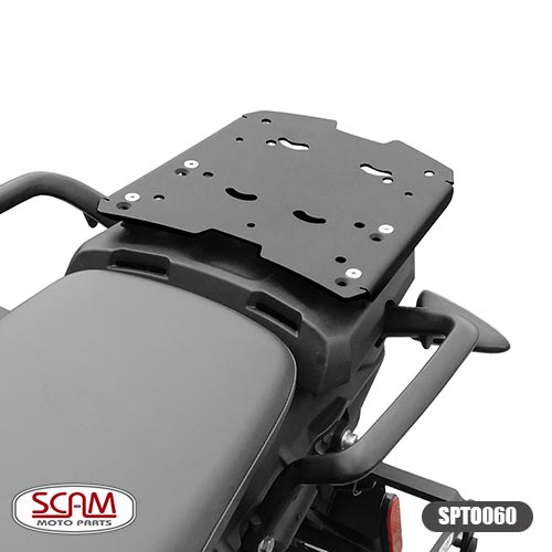 Scam Spto060 Suporte Baú Superior Triumph Tiger800 2012+