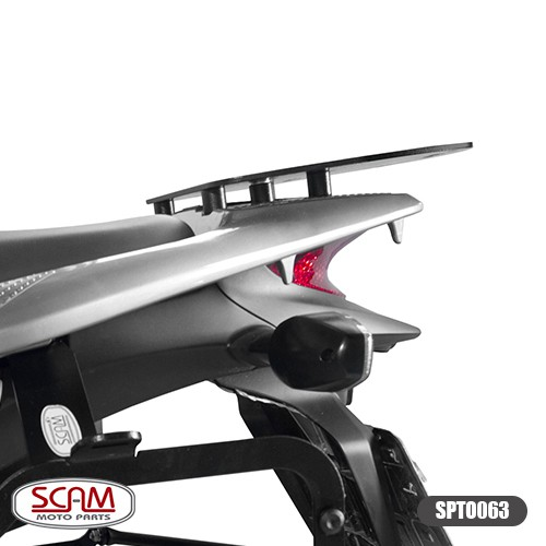 Scam Spto063 Suporte Baú Superior Transalp700 2011-2014