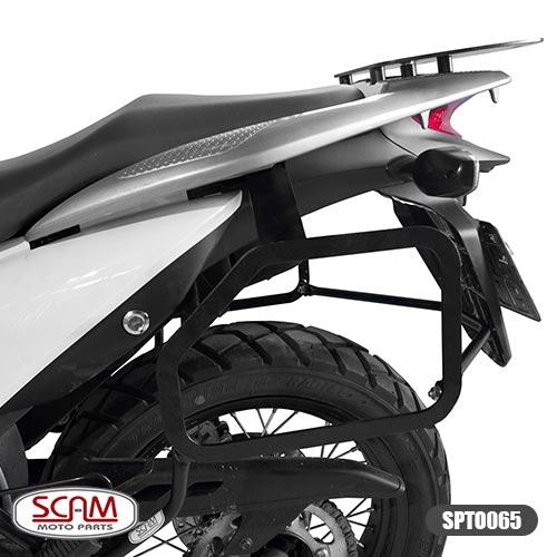 Scam Spto065 Afastador Alforge Honda Transalp700 2011-2014