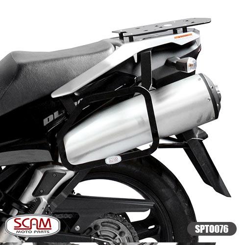 Scam Spto076 Afastador Alforge Suzuki V-strom1000 2002-2013