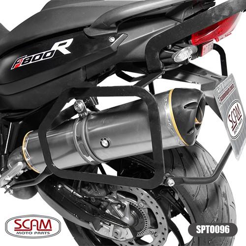 Scam Spto096 Afastador Alforge Bmw F800r 2010+