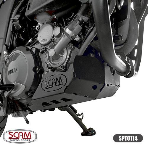 Scam Spto114 Protetor Carter Yamaha Tenere660 2011+