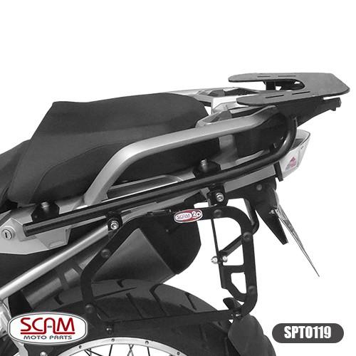 Scam Spto119 Suporte Baú Superior Bmw R1200gs 2013+