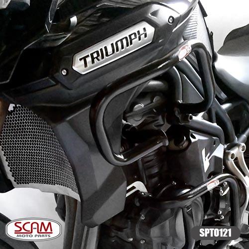 Scam Spto121 Protetor Carenagem Tiger1200 Explorer 2012-2015