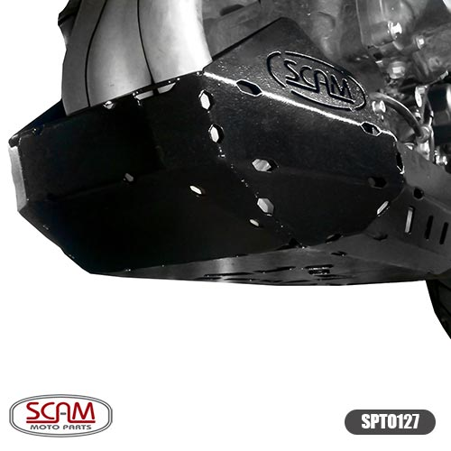 Scam Spto127 Protetor Carter Tiger1200 Explorer 2012+