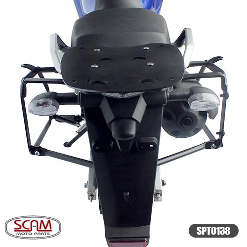 Scam Spto138 Suporte Baú Lateral Yamaha Tenere250 2016+