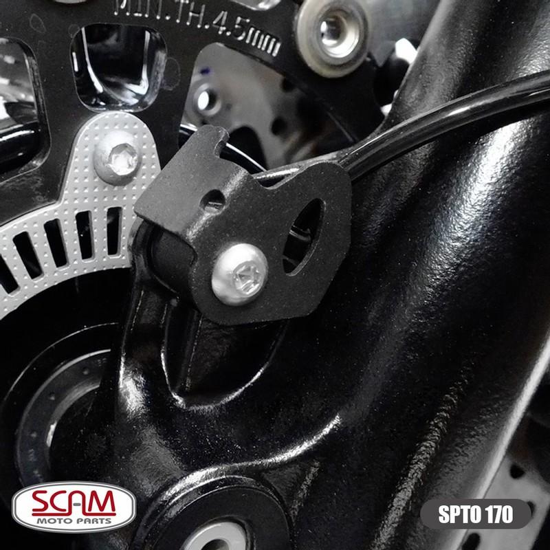 Scam Spto170 Protetor Sensor Abs Par F800gs Advent. 2014+