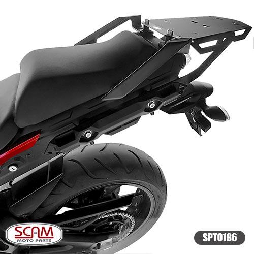 Scam Spto186 Suporte Baú Superior Yamaha Mt09 Tracer 2015+