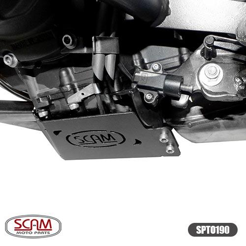 Scam Spto190 Protetor Carter Yamaha Mt09 2015+