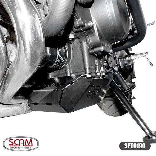 Scam Spto190 Protetor Carter Yamaha Mt09 Tracer 2015+