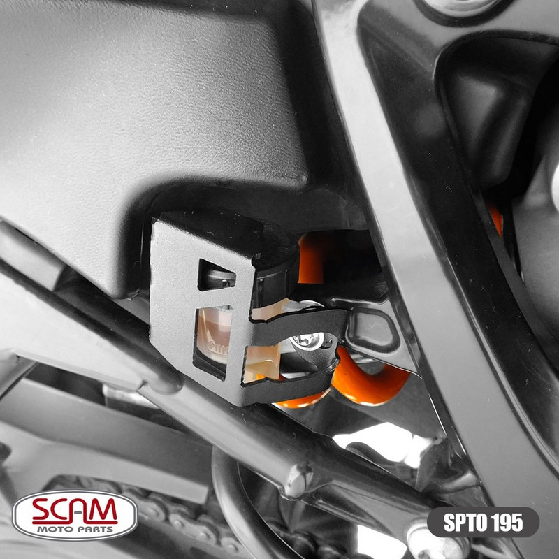 Scam Spto195 Protetor Reserv. Fluido Freio Yamaha Mt07 2015+