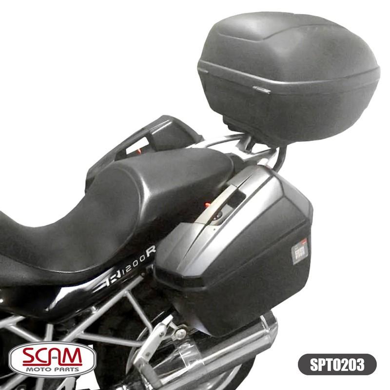 Scam Spto203 Suporte Baú Superior Bmw R1200r 2004-2012