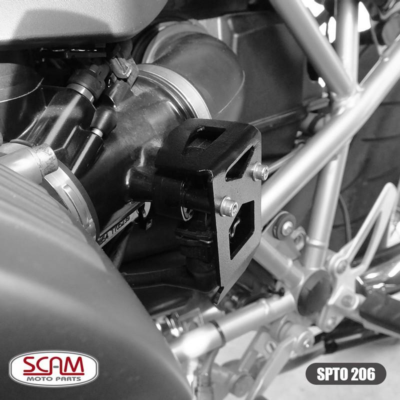 Scam Spto206 Protetor Potenciômetro Bmw R1200gs 2004-2012