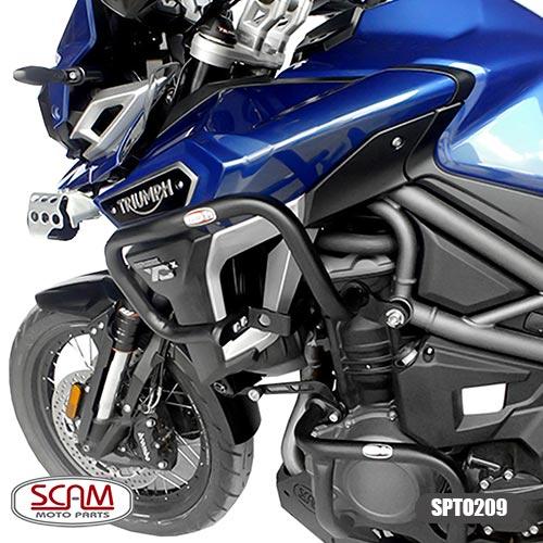 Scam Spto209 Protetor Carenagem Tiger1200 Explorer 2016+