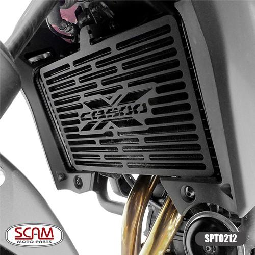 Scam Spto212 Protetor Radiador Honda Cb500x 2013+