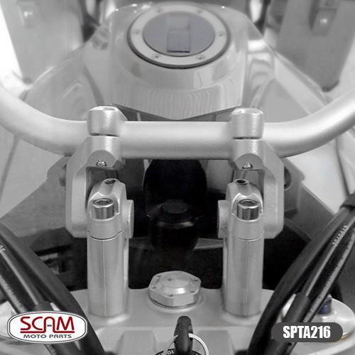 Scam Spto216 Riser Adapt Guidao Tiger1200 Exp 2012+ Preto
