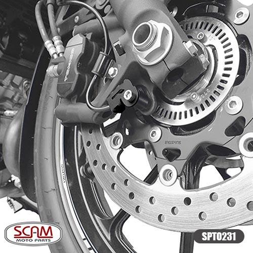 Scam Spto231 Protetor Sensor Abs Par V-strom1000 2014+