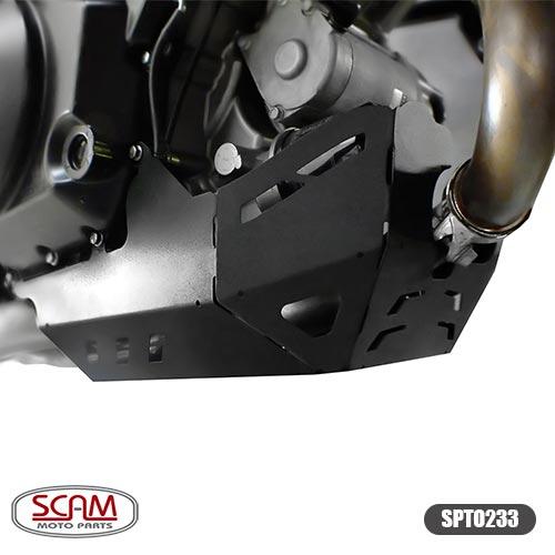 Scam Spto233 Protetor Carter Suzuki V-strom1000 2014+