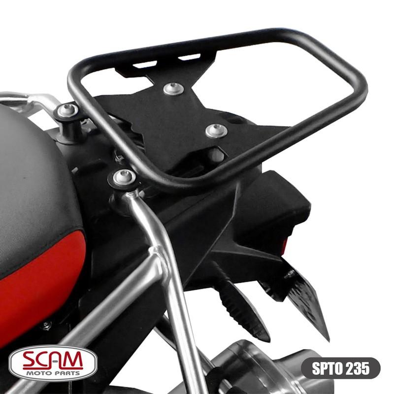 Scam Spto235 Suporte Bolsa Softbag Bmw F800gs 2008+
