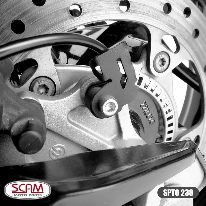 Scam Spto238 Protetor Sensor Abs Par Bmw F800r 2010+