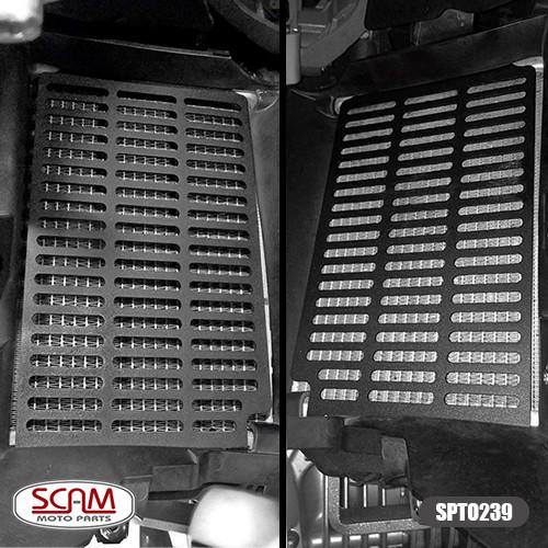 Scam Spto239 Protetor Radiador Par R1200gs Adventure 2013+