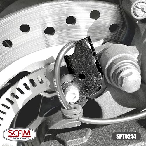 Scam Spto244 Protetor Sensor Abs Par Tiger800 2012+