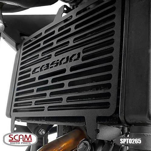 Scam Spto265 Protetor Radiador Honda Cb500f 2016+
