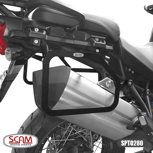 Scam Spto280 Afastador Alforge Tiger1200 Explorer 2016+