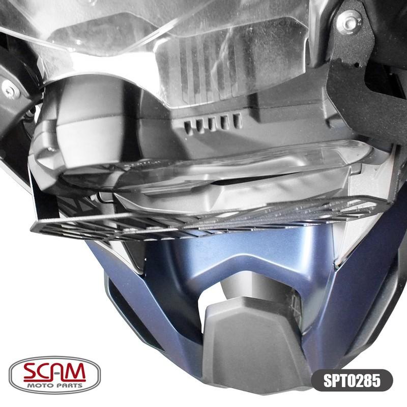 Scam Spto285 Protetor Farol R1200gs Adventure 2013+