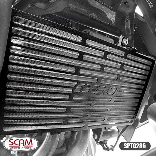 Scam Spto286 Protetor Radiador Kawasaki Er6n 2009-2012