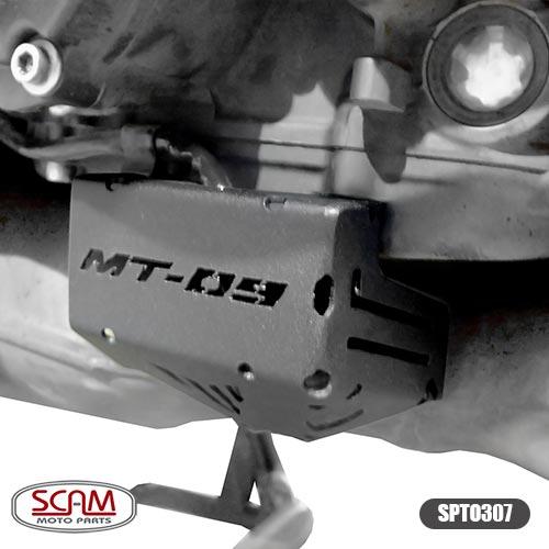 Scam Spto307protetor Sonda Lambda Yamaha Mt09 Tracer 2015+