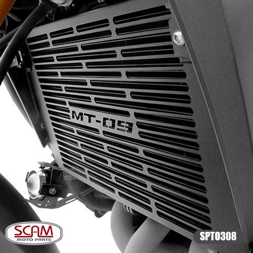 Scam Spto308 Protetor Radiador Yamaha Mt09 Tracer 2015+