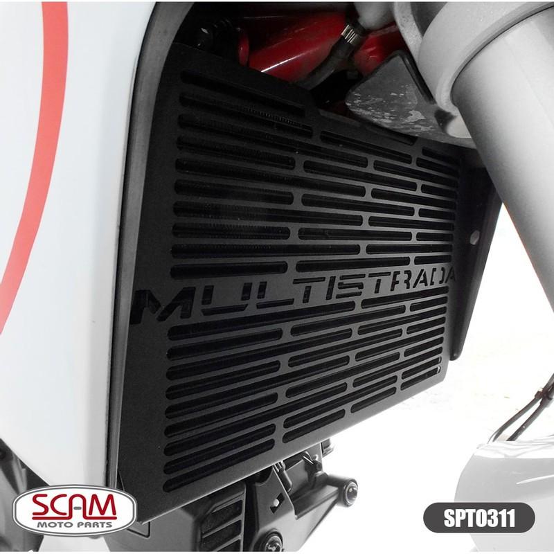 Scam Spto311 Protetor Radiador Ducati Multistrada1260 2018+