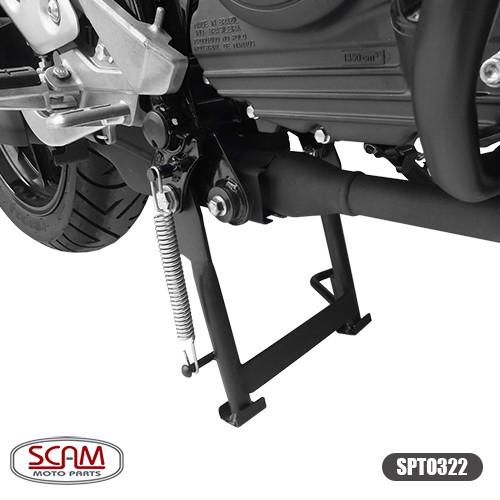Scam Spto322 Cavalete Central Yamaha Fazer250 2018+