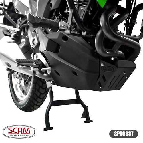 Scam Spto337 Cavalete Central Kawasaki Versys-x300 2018+