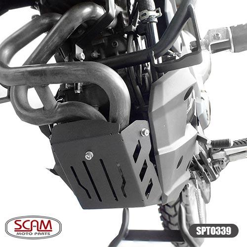 Scam Spto339 Protetor Carter Kawasaki Versys-x300 2018+