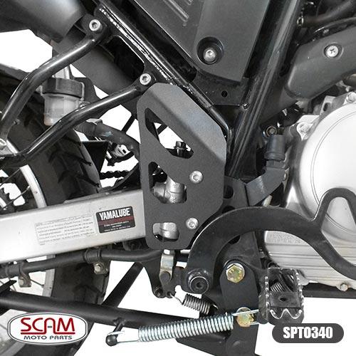 Scam Spto340 Protetor Cilindro De Freio Tenere250 2011+