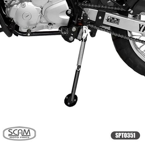 Scam Spto351 Ampliador Base/apoio Yamaha Tenere250 2011+