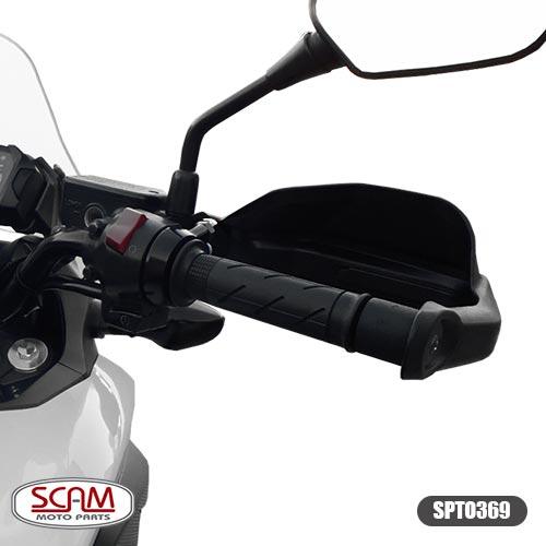Scam Spto369 Protetor De Mao Honda Cb500x 2013+