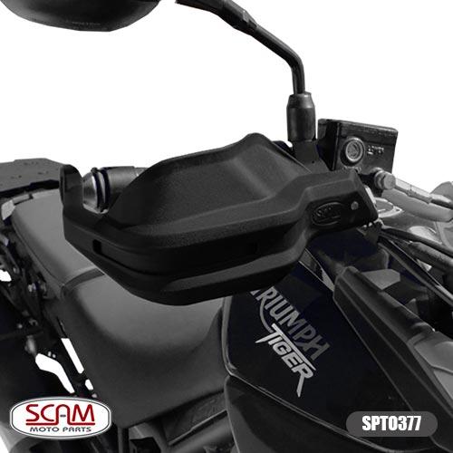 Scam Spto377 Protetor De Mao Triumph Tiger800 2012+