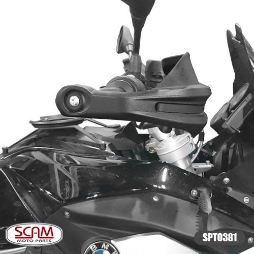 Scam Spto381 Protetor De Mao Honda Bmw F800gs 2008+