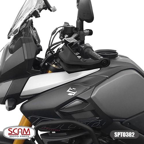 Scam Spto382 Protetor De Mao Suzuki V-strom1000 2002+
